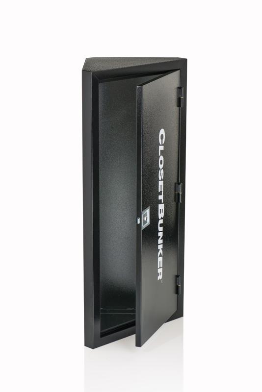 Closet Bunker Concealed Safe Gun Safes Vault Hidden