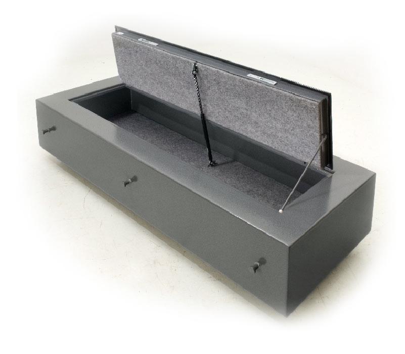 concrete bunker safe