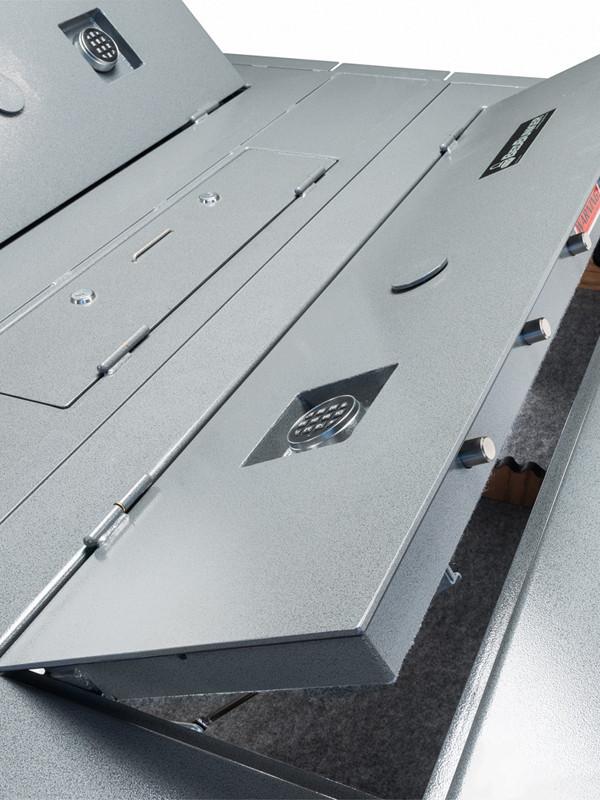 21625-vault door, pins, keypad