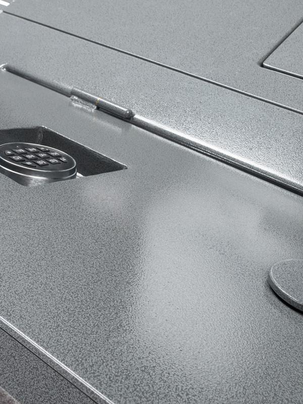 21690-lock, palm pad, pins, hinge detail